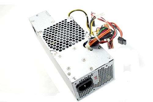 Genuine Dell 275w Power Supply For the Optiplex 740, 745, 755, Dimension 9200c, and XPS 210 Small Form Factor Systems SFF Dell part numbers: RM117, PW124, FR619, WU142 Model numbers: HP-L2767FPI LF, DPS-275CB-1A, HP-U2757F331 LF, PS-5271-3DF1-LE, H275P-01, D275P-00, L275E-01, N275P-01, H275E-00