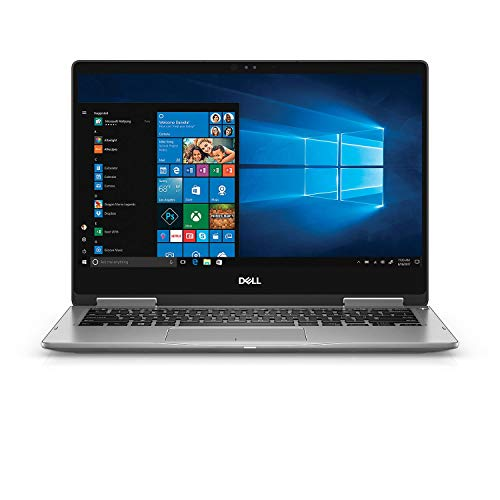 Dell Inspiron 13 2-in-1 Laptop: Core i5-8250U, 256GB SSD, 8GB RAM, 13.3inch Full HD Touch Display, Backlit Keyboard