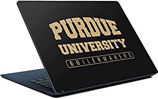 Skinit Decal Laptop Skin for Surface Laptop - Officially Licensed College Purdue University Boilermakers Bold Design