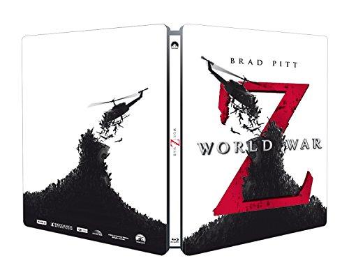 World War Z (Steelbook- Edizione Limitata) (Blu-Ray + DVD) [Italia] [Blu-ray]