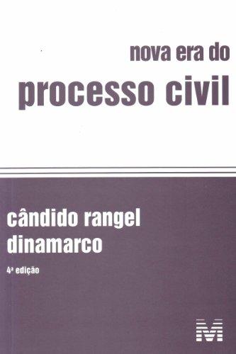 Nova era do processo civil - 4 ed./2013