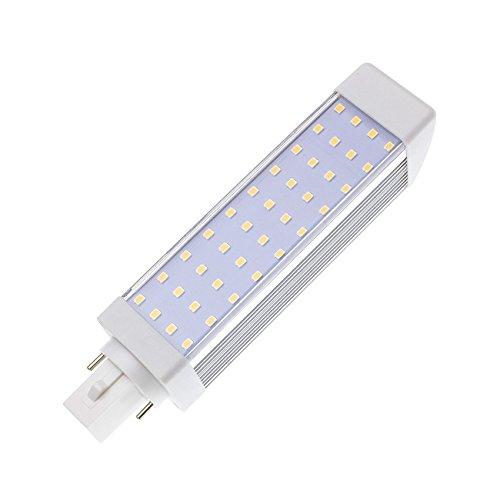 LEDKIA LIGHTING Lampadina LED G24 9W Bianco Naturale 4000K - 4500K