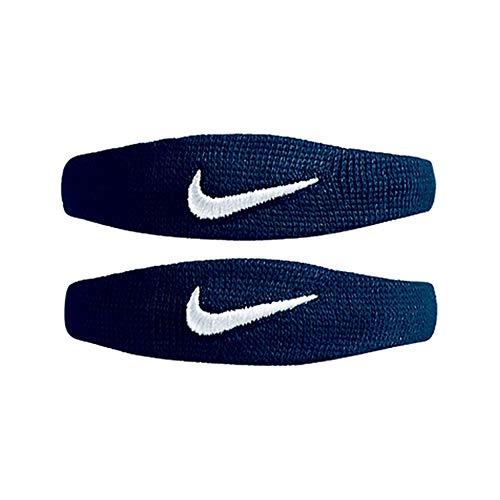 Nike Dri Fit Bands Paar, Herren, 9.307.000.401, Marineblau/weiß, Einheitsgröße