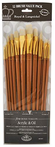Miretta da 20 cm confezione da 6 pezzi Royal /& Langnickel RSET-POT5