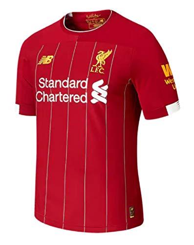 FC Liverpool Liverpool Trikot Herren 2019-2020 Home PL (S, Red)