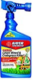 Bayer 704080A 32 oz Hose End All in 1 Weed & Crabgrass Killer - Quantity 6