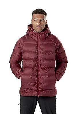 Rab Men's Axion Pro Jacket Water-Repellent Warm Winter Instulated Down Jacket