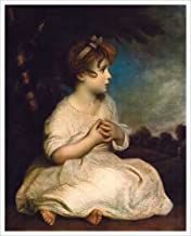 Age of Innocence Art Print Poster by Joshua Reynolds