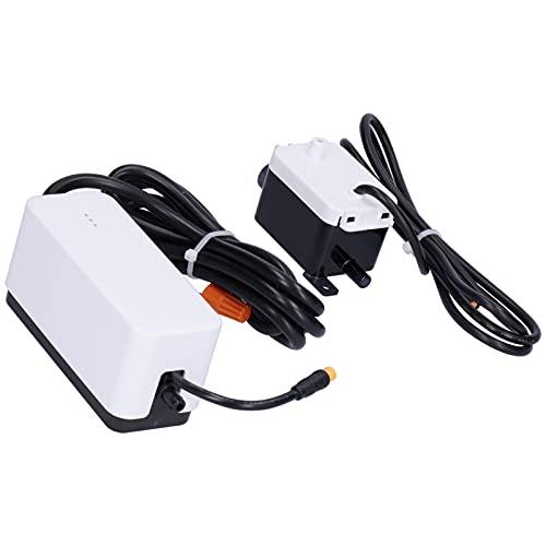 Semiter Pompa per condensa, Mini Pompa per condensa ad Alta efficienza per deumidificatori per mobili