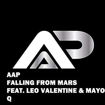 Falling from Mars (feat. Leo Valentine & Mayo Q)