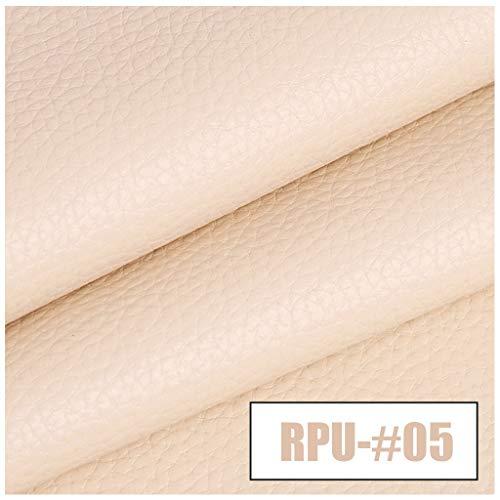 Xia Yuuu Net Mittlere Dicke - Hervorragende Qualität - Kunstledergewebe - Wasserdichtes PVC-Kunstledermaterial - Vinyl Art Crafts Ledertuch (100cm * 140cm) (Size : 4M)
