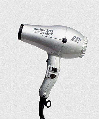Parlux 385 Secador de pelo Power Light, gris