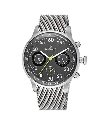 Radiant Reloj Analógico para Hombre de Cuarzo con Correa en Acero RA444604