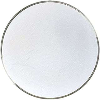 Crystal Opalescent Powder Frit - 96COE - 4oz - Made from System 96 Glass