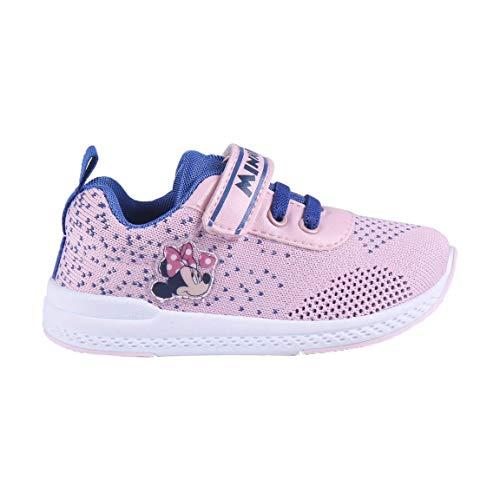 CERDÁ LIFE'S LITTLE MOMENTS Minnie Mouse Kinderschuhe Schuhe Kinder Mädchen-Offizielle Disney Lizenz, Mehrfarbig, 23 EU