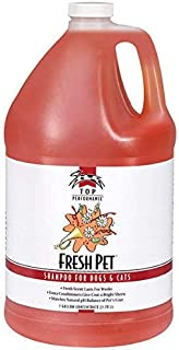 Top Performance Fresh Pet Shampoo Concentrate Gallon Dog & Cat Professional Grooming Washing Use