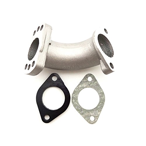 TC-Motor Carburetor Manifold Intake Pipe Gasket For 125cc 140cc 150cc 155cc 160cc Engine YX Lifan SSR Thumpstar Pit Dirt Bike Motorcycle