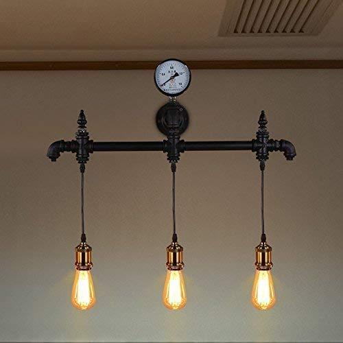 MJYY Licht , Lampe , Wandleuchte Wandleuchte , Halterung Licht , Kronleuchter , Dampfbügeleisen Rohr Industrie Wind Retro Nachttischlampe Restaurant Cafe Bar Korridor Gang