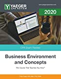 Yaeger CPA Review 2020 – Business Environment and Concepts