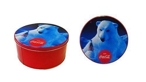 Coca Cola Kaffeedose Kekdose Weihnachten Aromadose