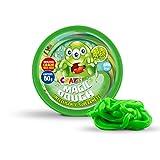 CRAZE Magic Dough Alien Gioco Intelligente Stucco 80 g Putty Veleno Verde 15421