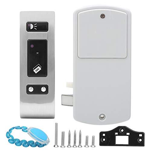 Cerradura sin llave del gabinete, cerradura electrónica sin llave Función de aviso de alarma de bajo voltaje para Abinet para armario de sauna