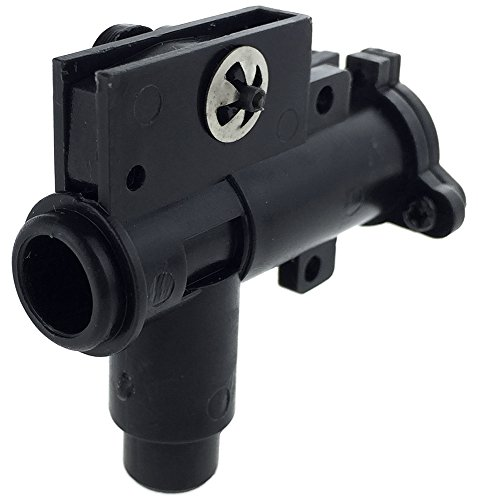 Airsoft magic Polymer Hop Up Cámara Unidad para AEG MP5 Airsoft - Negro