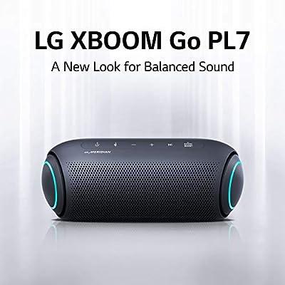 LG XBOOM GO PL7 Bluetooth Speaker from LG