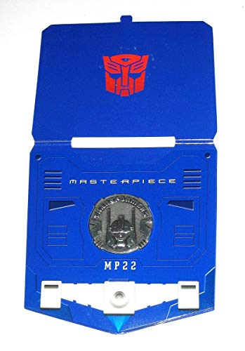 Transformers MP-22 Ultra Magnus Collector's Coin
