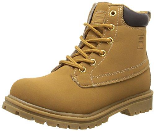 Fila Edgewater 12 - Zapatillas de Senderismo para niños pequeños, Talla 5,5 M
