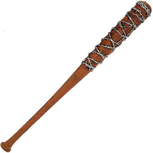 DNA LARP Schaumstoff Spielzeug Sammler Cosplay Lucille Stacheldraht Baseballschläger Prop Bendy Practice TV Show TWD