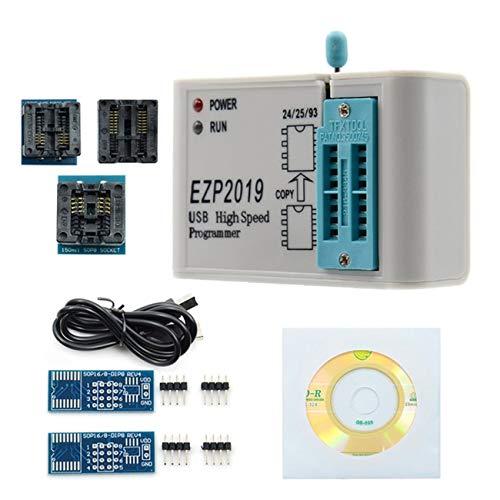 Ashley GAO EZP2019 USB SPI programador mejor que EZP2013 EZP2010 2011Support 24 25 93 EEPROM Flash BIOS Accesorios