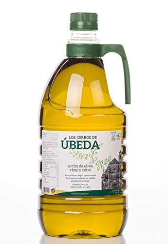 Los Cerros de Ubeda - Aceite de Oliva Virgen Extra - Botella Pet 2L