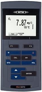 Oxi 3205 - ProfiLine Single-Parameter Portable Meter Kits, Dissolved Oxygen, WTW