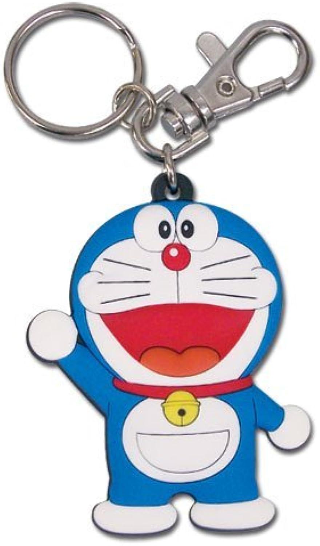 Great Eastern Entertainment Doraemon Waving PVC Keychain by Great Eastern Entertainment