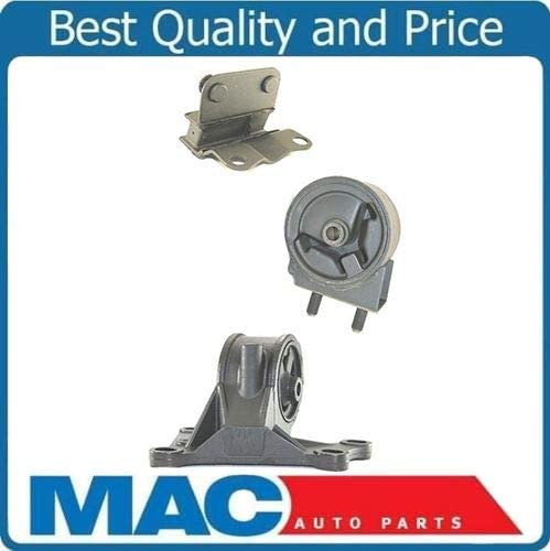 Max 62% OFF 2001-2002 Mazda 626 2.0L A T Transmission Engine 3pc Mounts Challenge the lowest price Ki