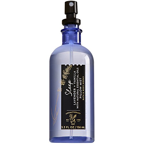 Bath and Body Works Aromatherapy Pillow Mist with Natural Essential Oils...