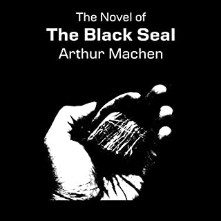 The Novel of The Black Seal audiobook cover art