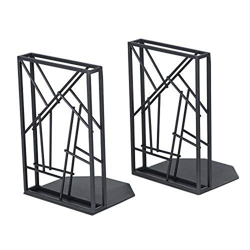 Sriwatana 3D-Buchstützen Set aus Metall