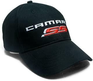 Chevrolet Camaro SS Black Baseball Cap