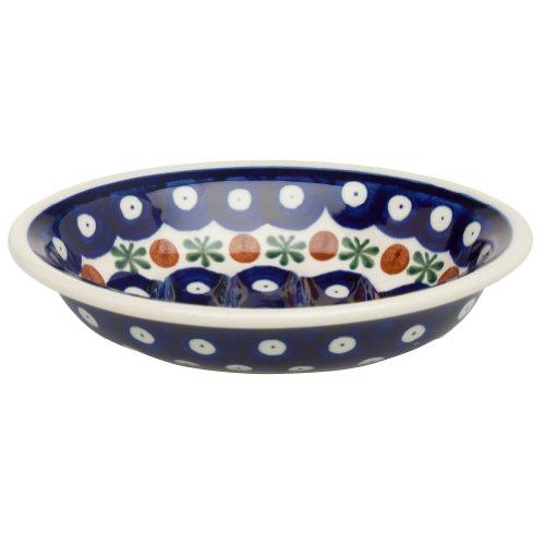 Bürstenhaus Redecker en céramique vernis Porte-savon en céramique Motif 5,5 Par 4.3Inch foncé