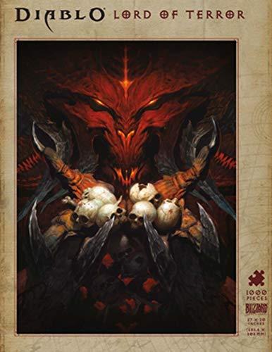 Diablo. Lord of Terror Puzzle