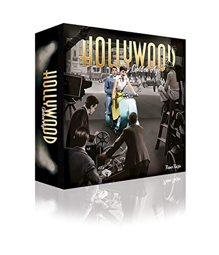 Ludonova - Juego Hollywood Golden Age, Español (LDNV200001) , color/modelo surtido