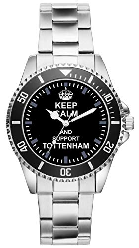 Tottenham Geschenk Artikel Idee Fan Uhr 1706