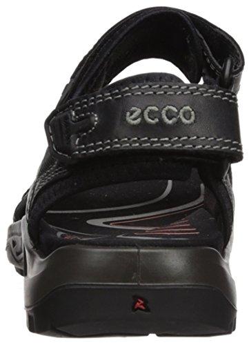 ECCO Offroad, Sandales de Randonnée Homme, Noir (Black 1001), 42 EU
