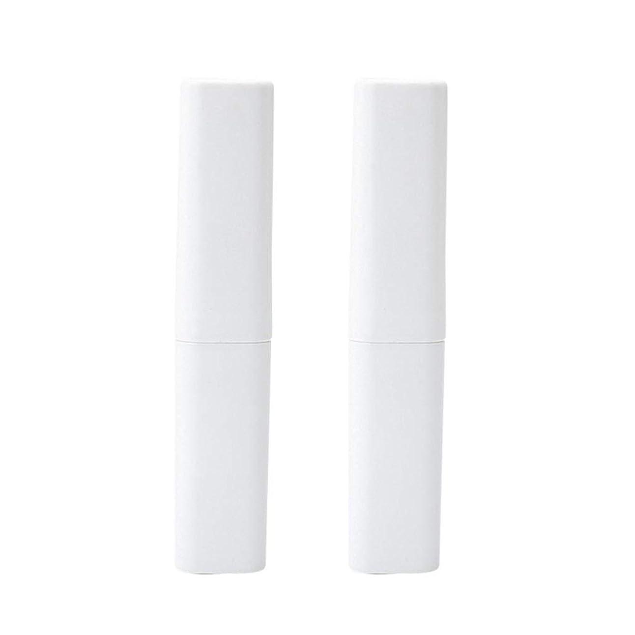 エレベーター十二達成Healifty 2ピース歯ブラシ旅行コンテナープラスチックケースポータブル屋外歯磨きブラシボックスキャンプ屋外ハイキング用