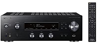 Pioniere SX-N30 - Ricevitore di rete (2 x 85 Watt, Airplay, DLNA, WiFi, FM/AM-Tuner, Speaker A/circuito B, controllo App)
