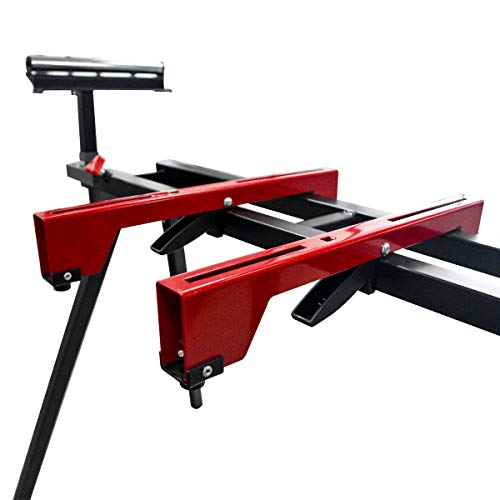 Tomax Miter Saw Stand Quick Attach Tool Mounting Lightweight Portable