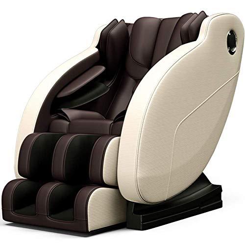 Licidi Intelligente massagestoel voor het hele lichaam, ontspanningsstoel, automatisch massagesysteem, zonder zware belasting, verwarming