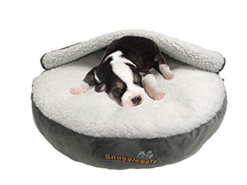 SnuggleSafe Puppy Lit
